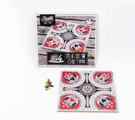 Super Tock 4 Players - image 2 of 2