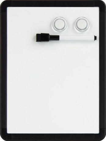 Tableau magn tique effa able sec sans cadre 5 5 x 8 5 - Tableau sans cadre ...