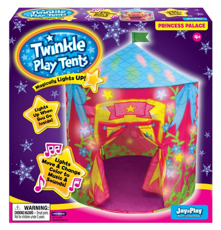 Twinkle Play Tents - Princess Party Palace - image 1 of 4