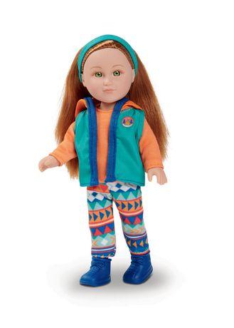 Mini poupée adèpte du plein air Ma vie comme - image 1 de 1