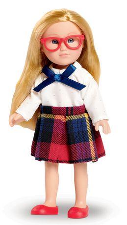 Mini poupée écolière Ma vie comme - image 1 de 1