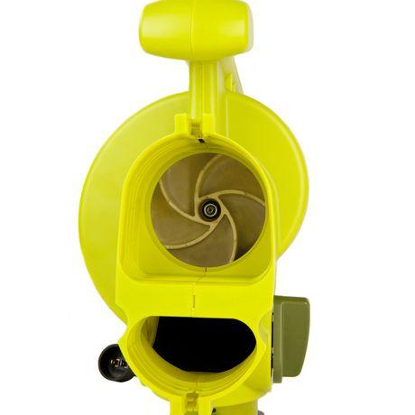 Sun Joe Sbj604e 3 In 1 Electric Blower 200 Mph 12 Amp