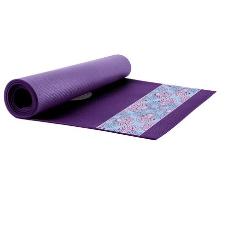 Everlast 6mm Printed Yoga Mat Walmart Canada
