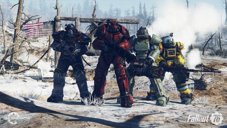 Fallout 76 (Playstation 4) - image 6 of 8