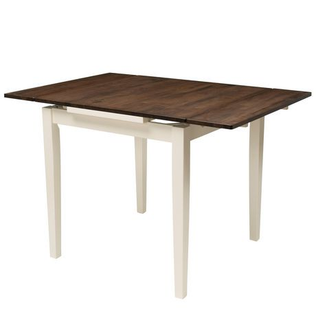 Table rectangulaire extensible dillon de corliving en bois for Table extensible canada