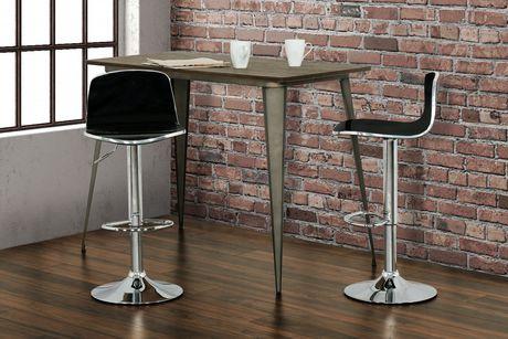 Primo International Carlia Swivel bar Stool Set of Two - image 1 of 9