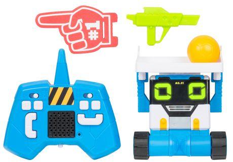 Real Rad Robots R/C Mibro - English Speaking - image 4 of 4