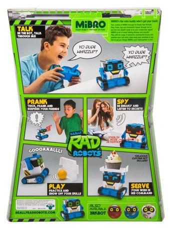 Real Rad Robots R/C Mibro - English Speaking - image 2 of 4