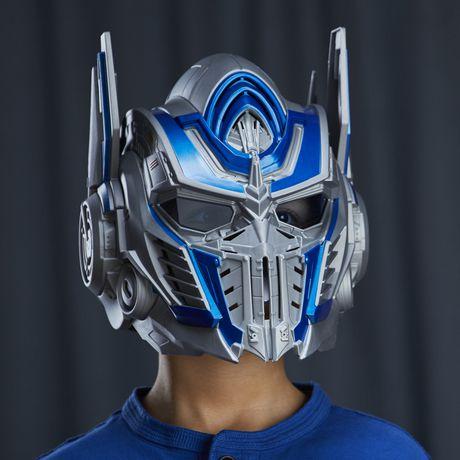 Transformers The Last Knight - Casque modulateur vocal Optimus Prime - image 3 de 4