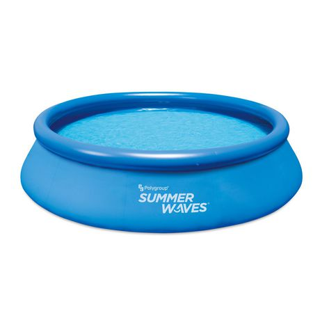 SUMMER WAVES 12FT QUICK SET® POOL - image 2 of 5