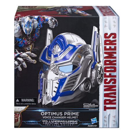 Transformers The Last Knight - Casque modulateur vocal Optimus Prime - image 2 de 4