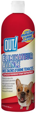 OUT! Advanced Severe Urine Remover - image 2 of 2