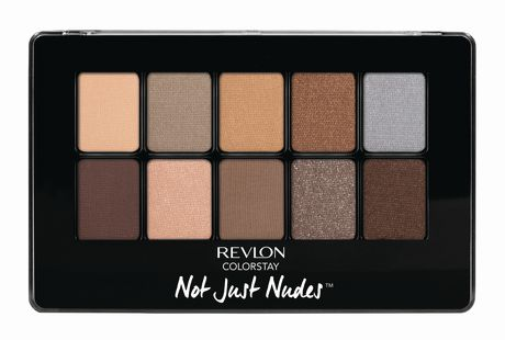 Revlon Colorstay Not Just Nudes™ Shadow Palette - image 1 of 1