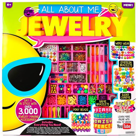 all about me jewelry kit