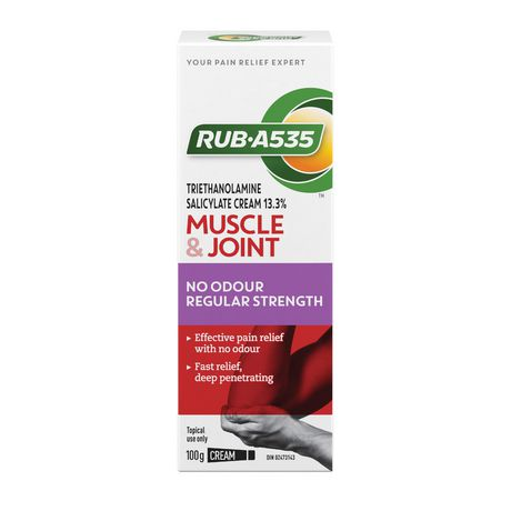 Rub A535™ Muscle and Joint No Odour Regular Strength - image 1 of 4