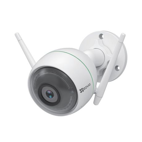 EZVIZ C3WN 1080p Outdoor Wi-Fi Bullet Camera with Google Assistant Compatibility - image 1 of 9