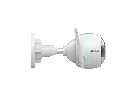 EZVIZ C3WN 1080p Outdoor Wi-Fi Bullet Camera with Google Assistant Compatibility - image 4 of 9