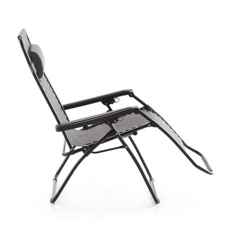 Mainstays deluxe zero gravity chair walmart canada - Elastique chaise longue ...