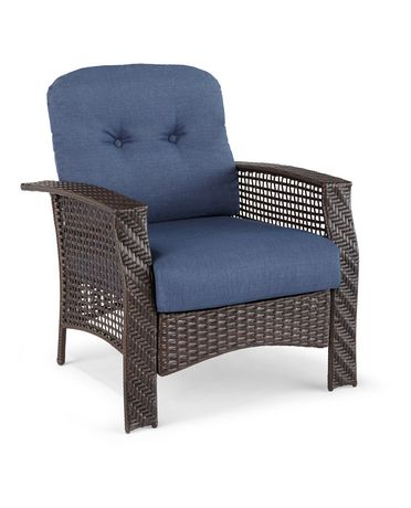 chaise lounge en osier tuscany de hometrends. Black Bedroom Furniture Sets. Home Design Ideas