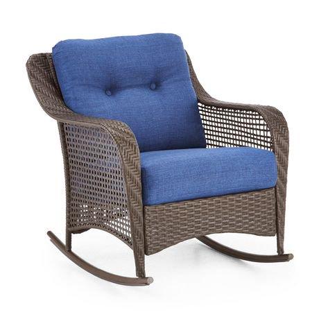 chaise bascule toscane de hometrends walmart canada. Black Bedroom Furniture Sets. Home Design Ideas