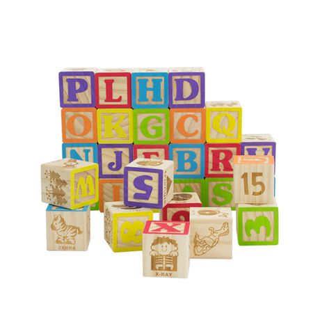 Blocs avec alphabet Spark Create Imagine - image 3 de 5