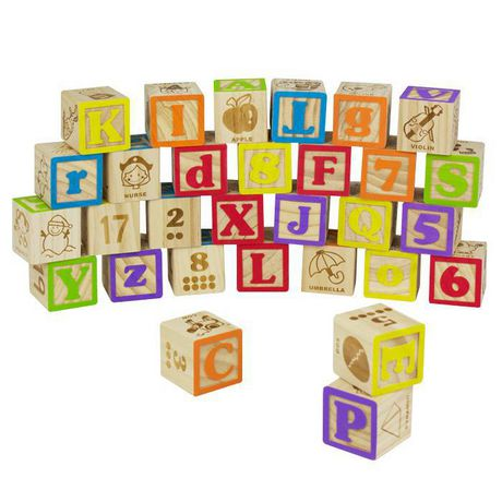 Blocs avec alphabet Spark Create Imagine - image 5 de 5