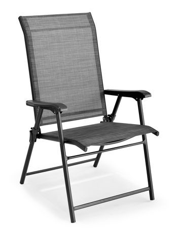 . hometrends Sling Folding Chair   Walmart ca