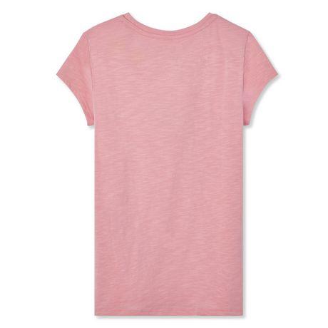 T-shirt embelli George pour filles - image 2 de 2