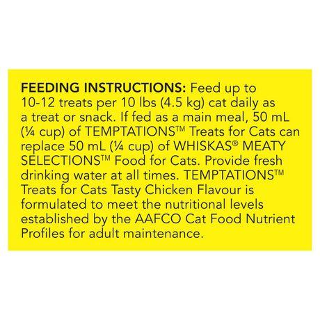 TEMPTATIONS Tasty Chicken 180g - image 3 of 4