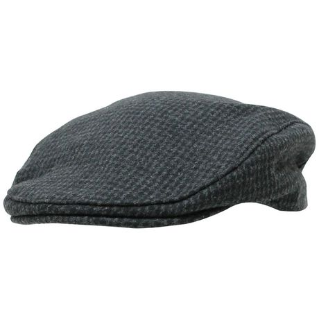 38d86c301a George Men s Glen Check Flat Cap - image 1 ...