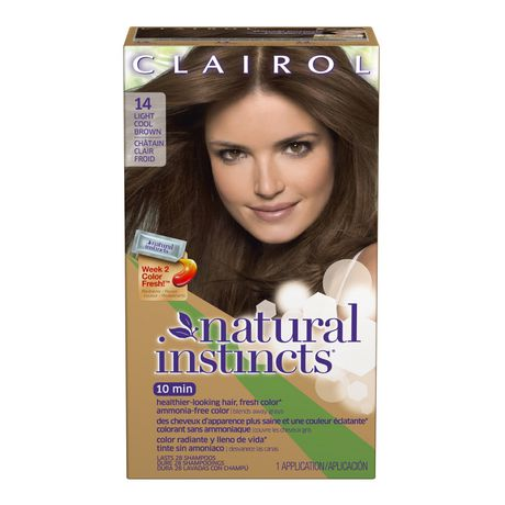 Clairol Natural Instincts Hair Colour Walmart Canada