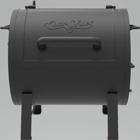Grumblies Char-Griller Table-Top And Side Fire Box Portable Charcoal Grill - image 1 of 5