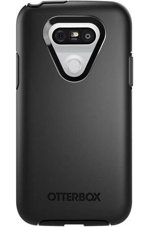 separation shoes 95027 22255 OtterBox Symmetry Case for LG G5 in Black
