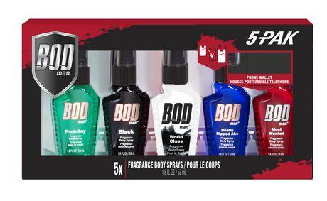 BOD man Bodman® Mini Spray Holiday Gift Set - image 1 of 1