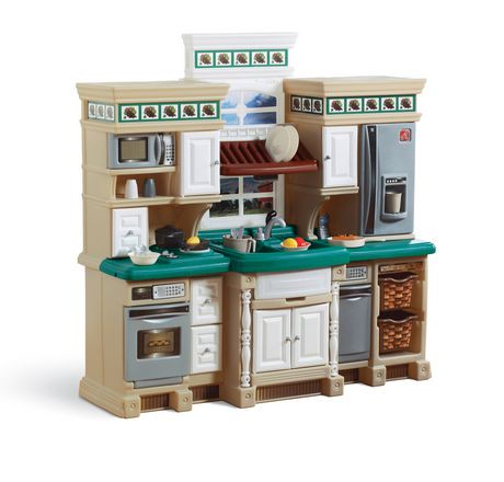 Step 2 Play Kitchen step2 lifestyle deluxe play kitchen | walmart.ca
