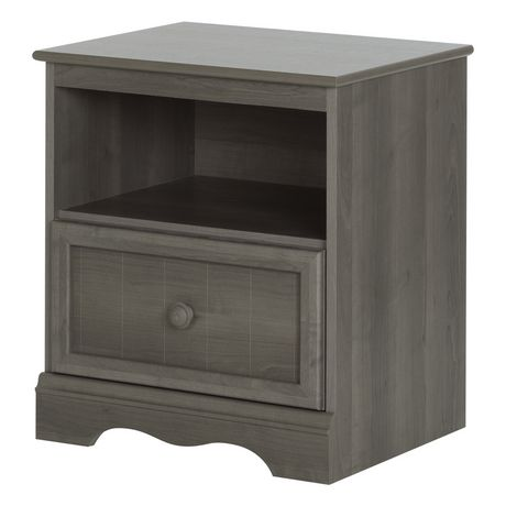 Table de chevet 1 tiroir Savannah, de Meubles South Shore - image 2 de 7