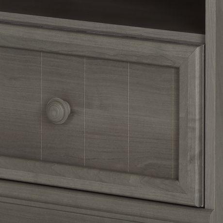 Table de chevet 1 tiroir Savannah, de Meubles South Shore - image 6 de 7
