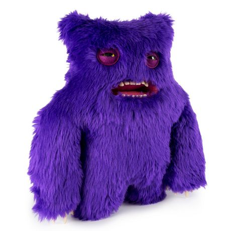"""Fugglers Fuggler – Funny Ugly Monster, 12"""" Claw-ey (purple) Deluxe Plush Creature with Teeth, for Ages 4 And up - image 3 of 4"""