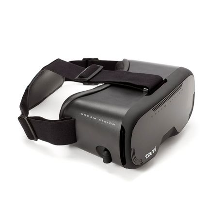dreamvision virtual reality headset. Black Bedroom Furniture Sets. Home Design Ideas