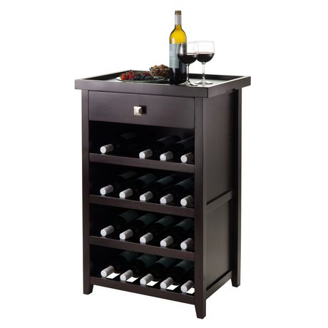walmart wine cabinet winsome zillah wine cabinet with removable tray in 28145