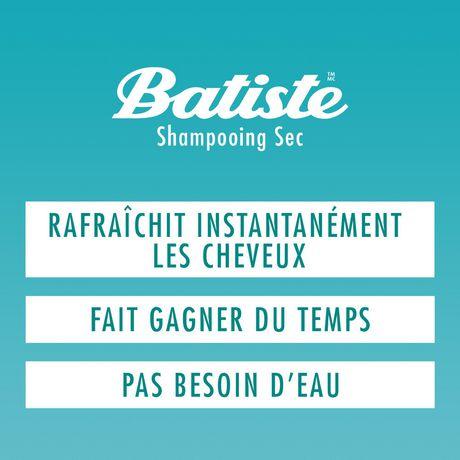 Shampooing sec Original de Batiste - image 3 de 7