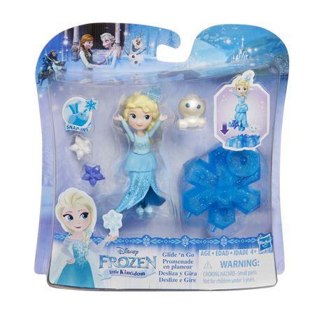 Disney La Reine des neiges mini Royaume - Promenade en planeur (Elsa) - image 2 de 2