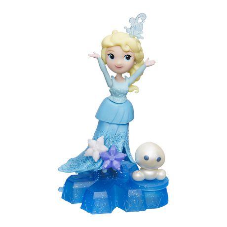 Disney La Reine des neiges mini Royaume - Promenade en planeur (Elsa) - image 1 de 2