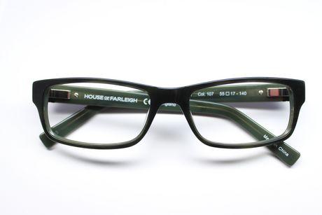 a5df6f8047a3 House of Farley Men's HOF-06 107 Green Eyeglasses | Walmart Canada