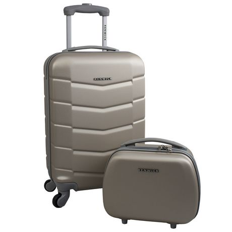 Renwick 2 Pcs 360º Spinner Luggage Set - image 1 of 4