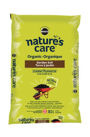 Scott Miracle Gro Nature 39 S Care Organic Garden Soil Walmart Canada