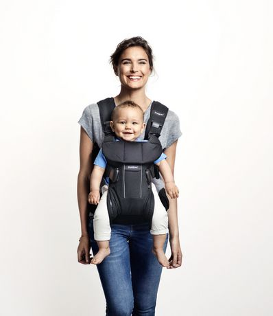 BabyBjörn Mesh Baby Carrier One Air - image 5 of 8