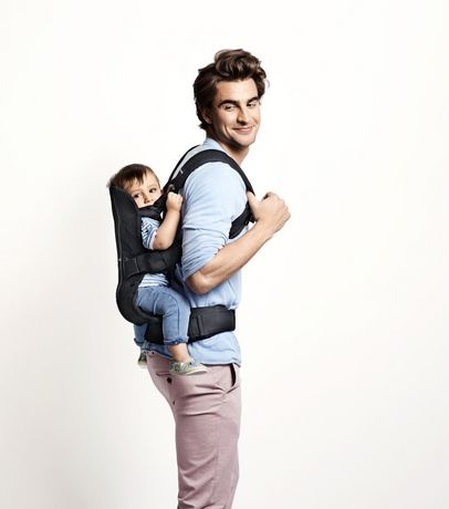 BabyBjörn Mesh Baby Carrier One Air - image 6 of 8