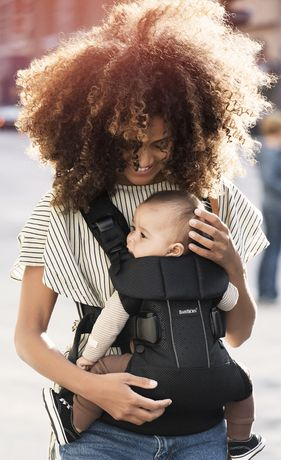 BabyBjörn Mesh Baby Carrier One Air - image 7 of 8