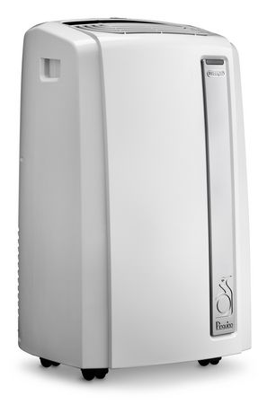 De'Longhi Whisper Cool PACAN140HPEWS Portable Air Conditioner with Heat Function - image 1 of 4